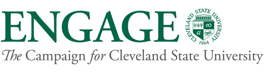 Engage for CSU: The Campaign for Cleveland State